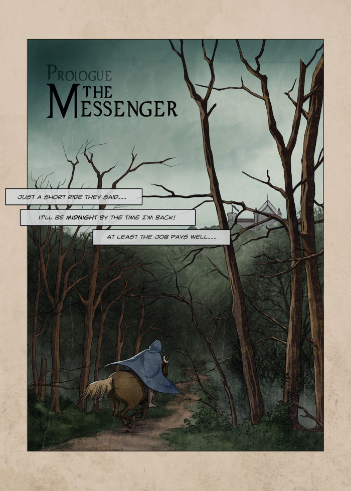 Prologue – The Messenger #01